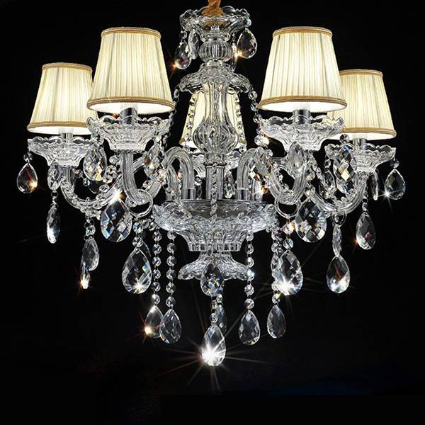 Lowest price chandelier led crystal pendant lighting