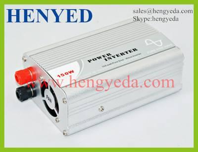 150W 12v/24v 110v/220v/230v/240v Pure sine wave car power inverters use for off grid solar system