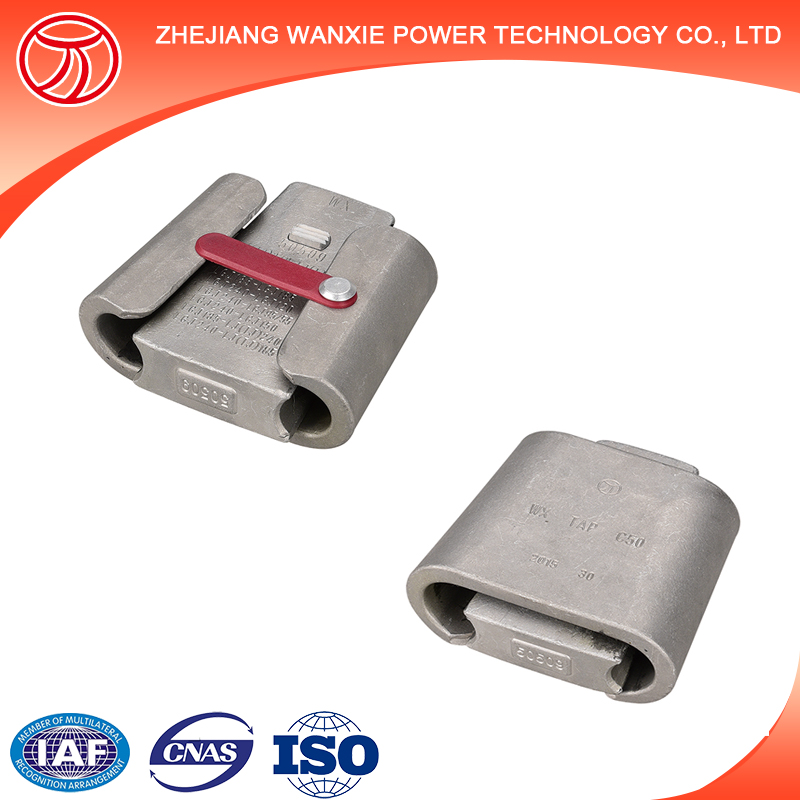 self-locking wedge connector AMPACT