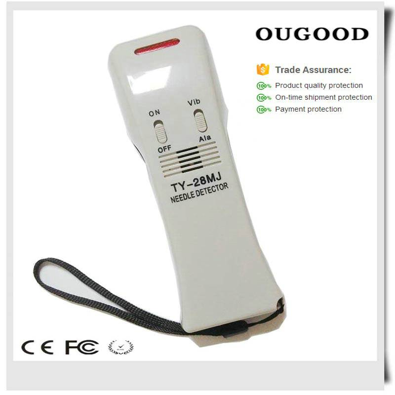 High sensititive industrial metal detector needle detector
