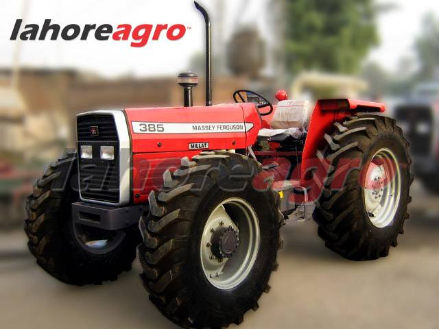 Massey Ferguson Tractor MF 385 (85HP) 4 Wheel Drive