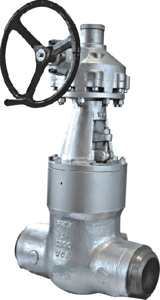 butt welded gate valve cast steel stainless steel