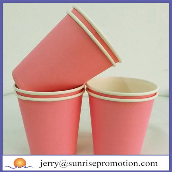 Cheap double wall 16oz ice cream paper cups
