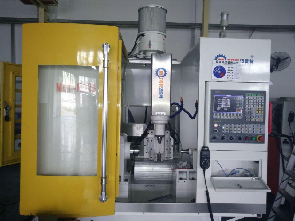 6-axis NC Control Roller Gear Hobbing Machine, Bevel/Drum/Angular/Worm Gear