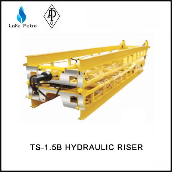 Good price TS-1.5 hydraulic riser in oilfield