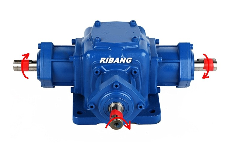 agricultural machine gear box