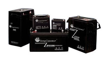 Deep Cycle Gel Battery VRLA Battery maintenance free type