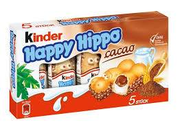 Kinder Happy Hippo Cacao (5x 20,7g)