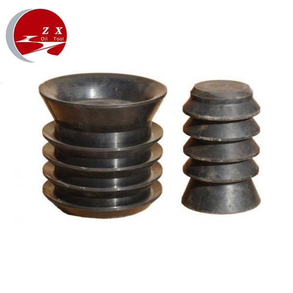 non-rotating Top and Bottom Cementing Plug