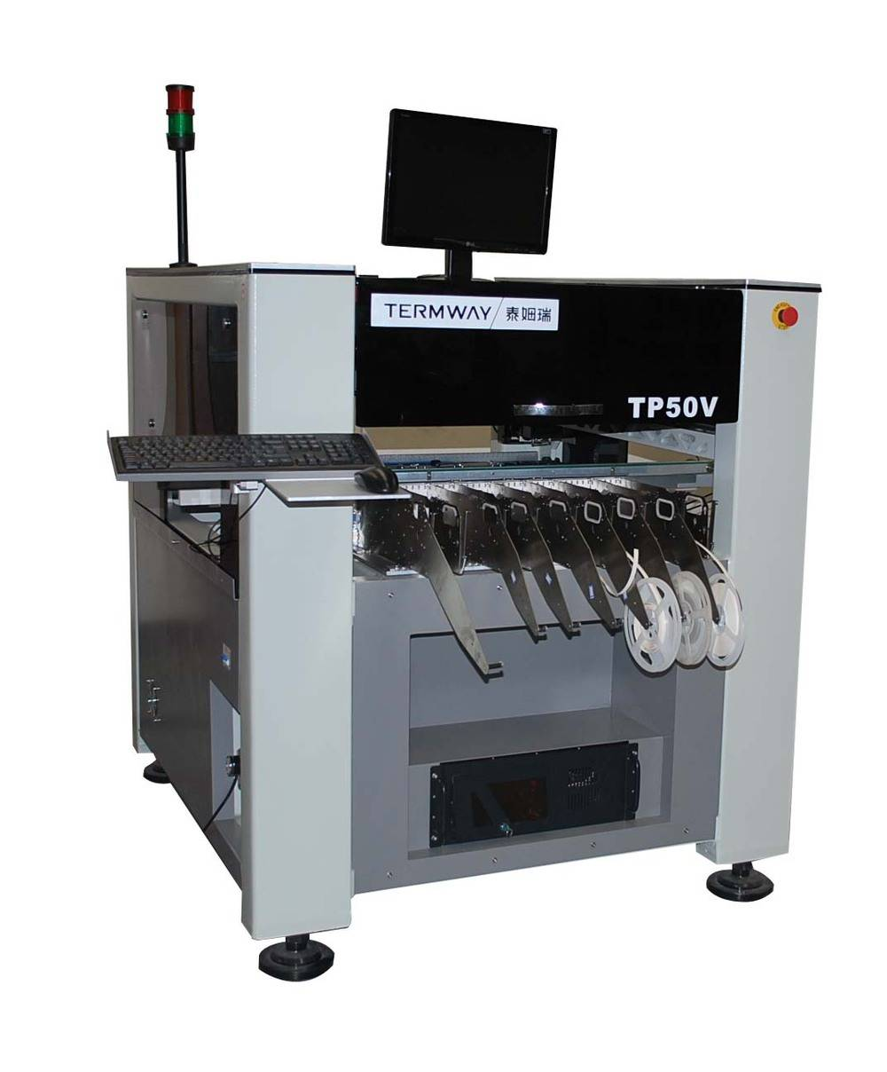 High Speed Automatic Pick and Place Machine TP50V (TORCH)