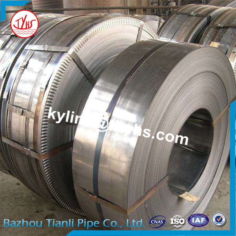 Q195 manufacturer supplied directly steel strip