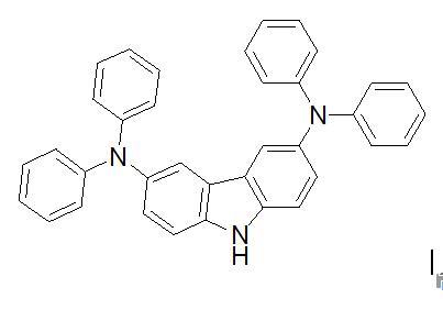 N3,N3,N6,N6-tetraphenyl-9H-carbazole-3,6-diamine