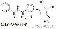 N-Benzoyladenosine
