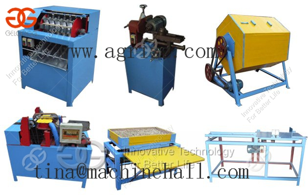 High Efficiency Wooden Toothpick Processing Machine