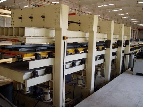 Machine for Phenolic Foam Insulation Board