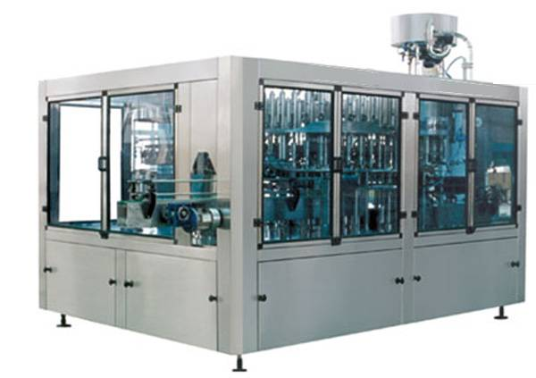 Water Juice Coka Drink Filling and Bottling Plant
