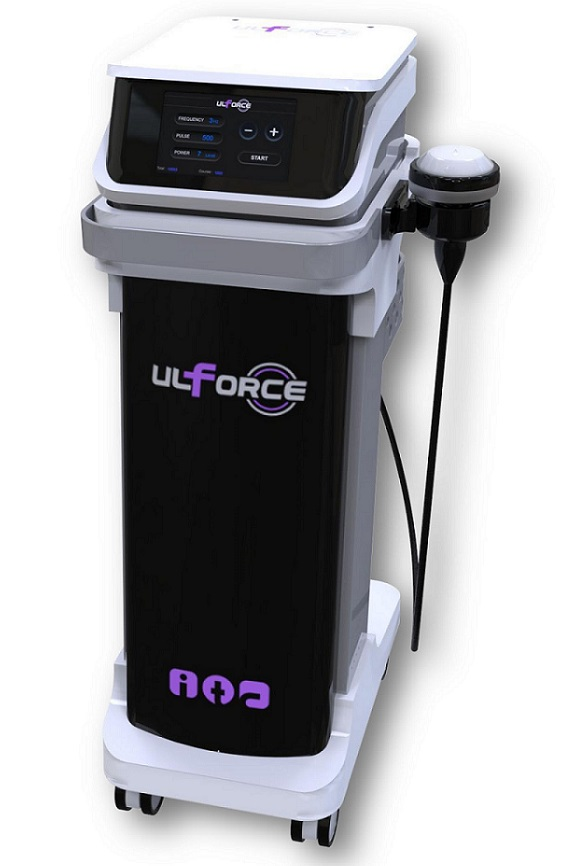 Beauty & Skin Care Rehabilitation System, Extracorporeal ShockWave Therapy ESWT Ulforce