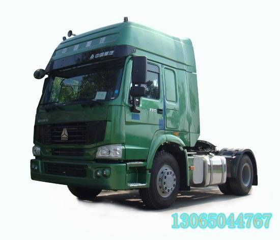 howo  tractor  4x2