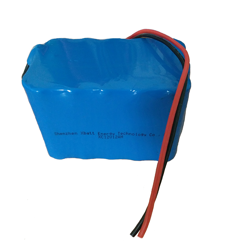 Xbatt 12V10AH lithium battery for portable speaker UPS lithium battery
