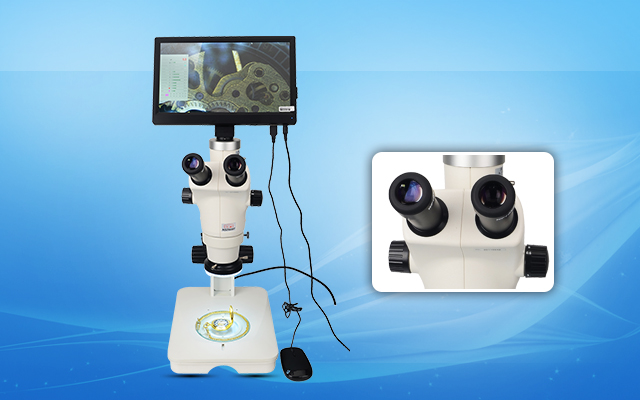 2.0 MP MICROSCOPE TABLET LCD CAMERA FOR C-MOUNT MICROSCOPES