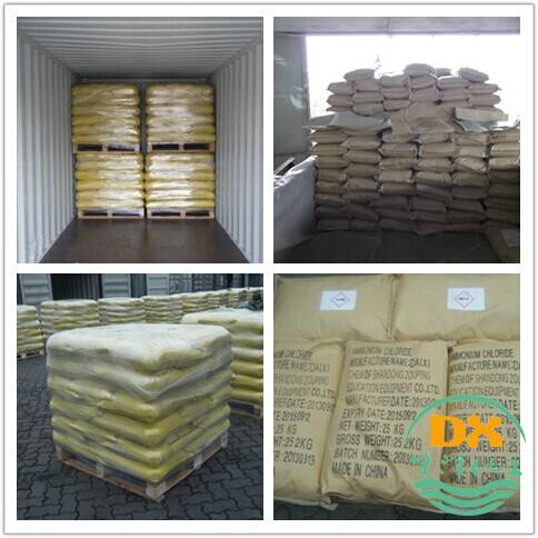 Ammonium Chloride Medical Grade