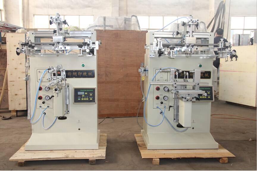 bottle cylinderical silkscreen printing machine