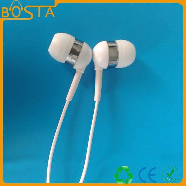 Custom favored simple elegant in-ear earphones