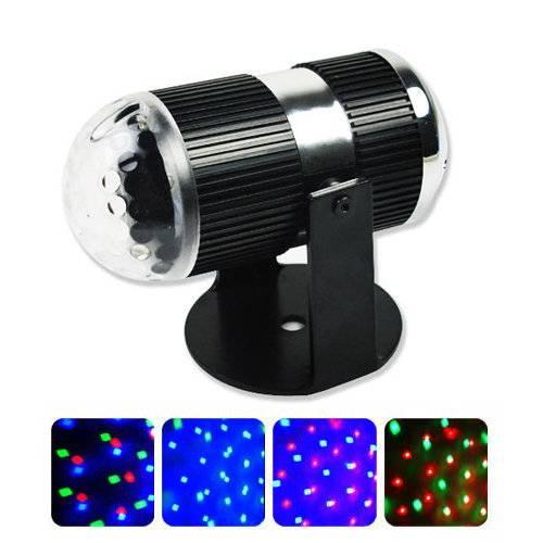 Multicolor LED Laser Magic Ball