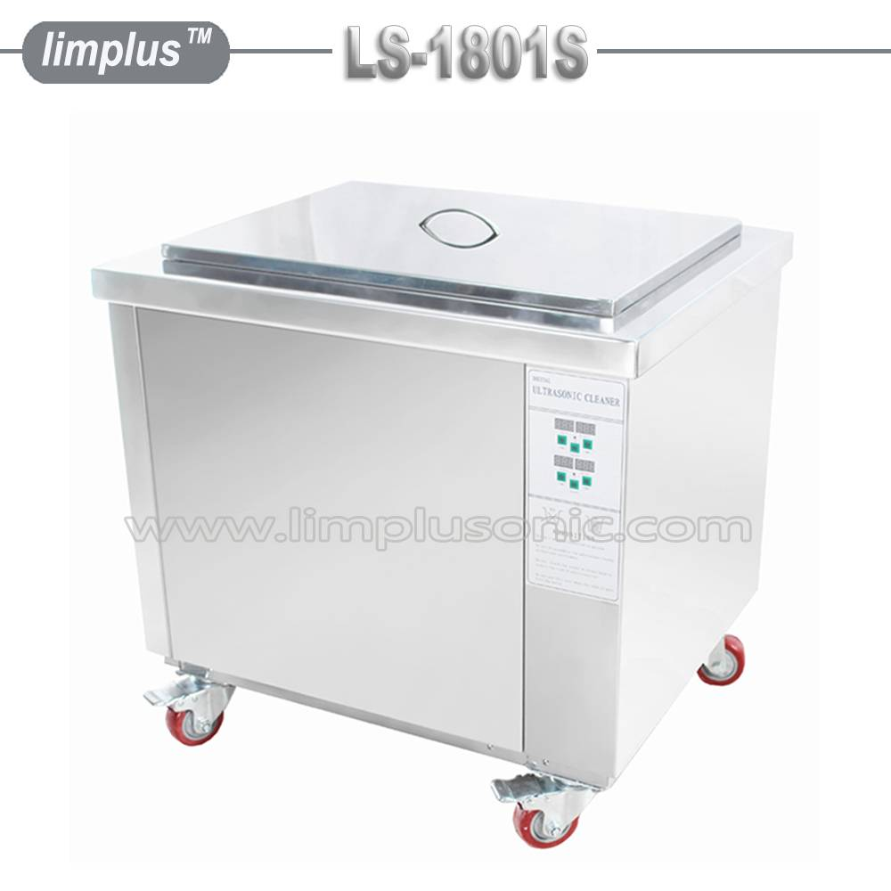 Limplus Stainless Steel Ultrasonic Cleaner With Basket LS-1801S