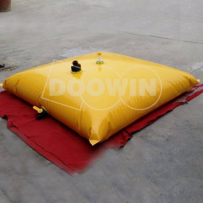 Bulk Liquid Storage & Transportation PVC Tanks