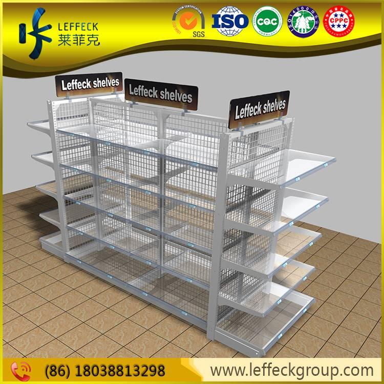 Shop shelving promotional displays for sale