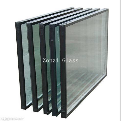 8+12A+8 / 6+12A+6 Low-E Insulated Glass