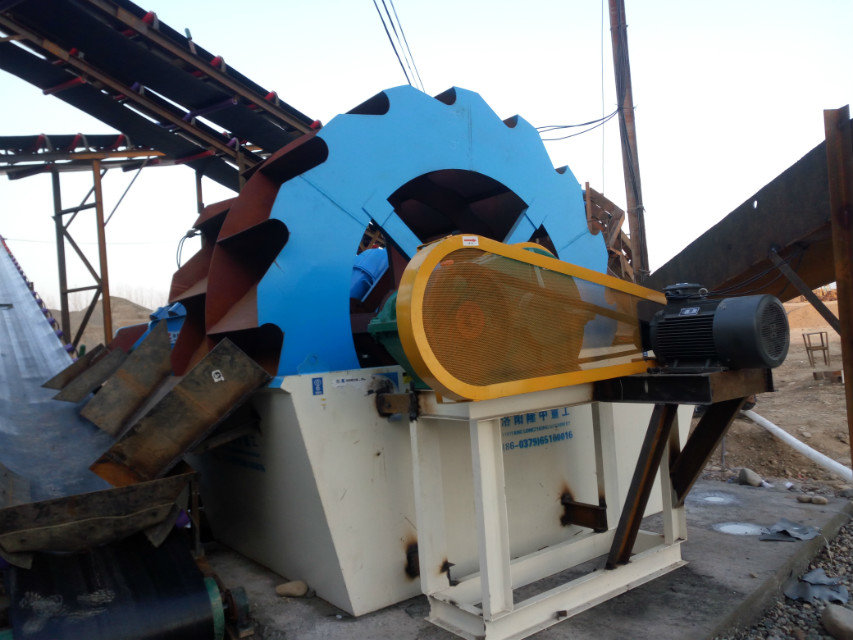 Sand washing machine for sale supplier in China