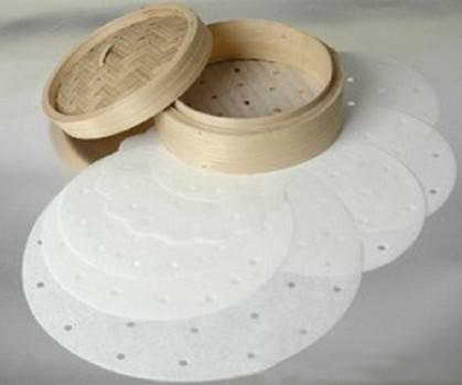 Heat Resistant Steaming Paper