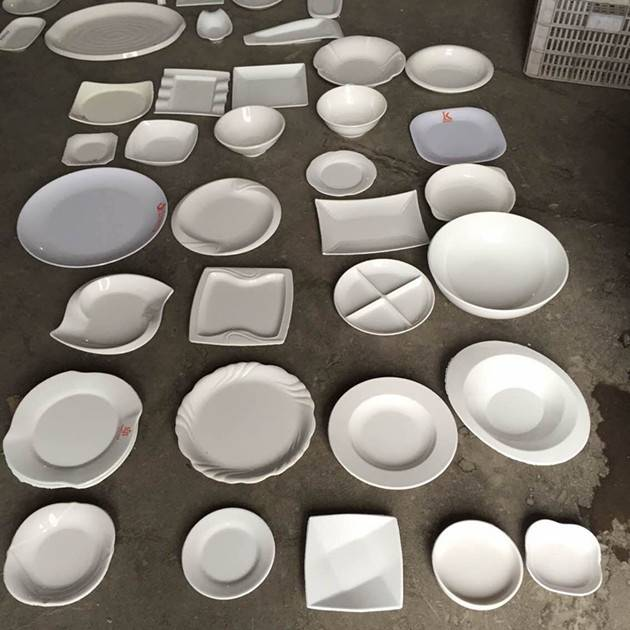 Largely Wholesale Supply Balsion melamine plates/melamine dinner set