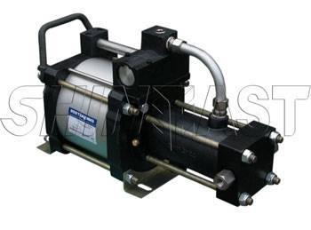 STA Series Air Driven Gas Booster