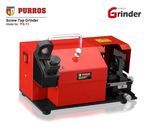 PURROS PG-Y3 High-Precision Screw Tap Grinder Supplier