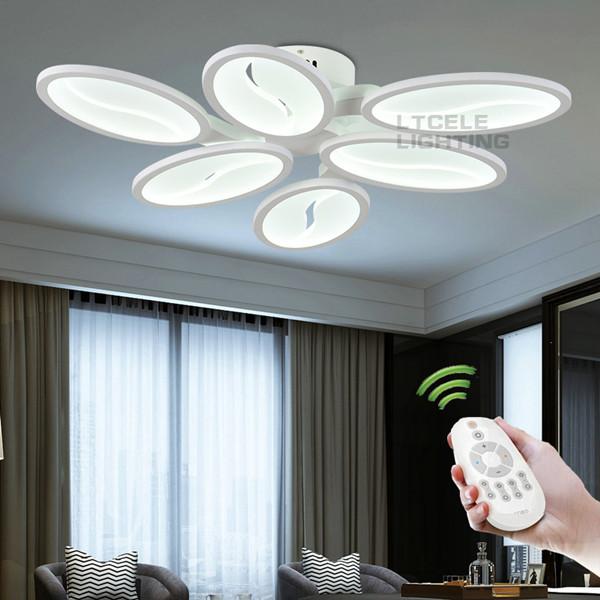 Ceiling lights led luminaria for indoor lighting living room Bedrom lamp Kitchen light flush mount