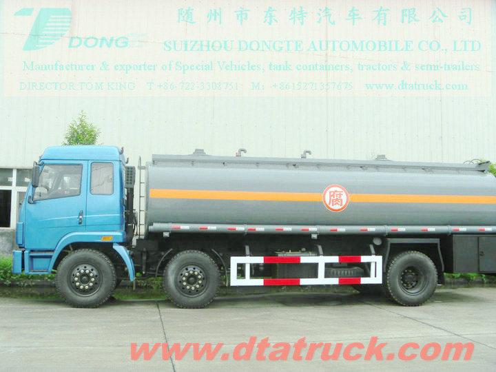 DTA5250GHYC Chemical liquid tanker