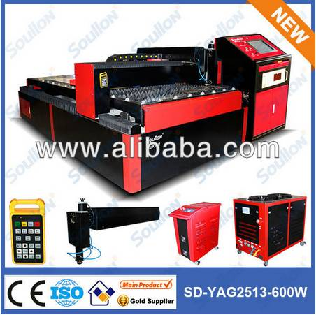 SD-YAG2513-600W laser cutting machine