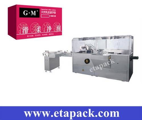 8.Automatic Cartoning Machine for tubes injection