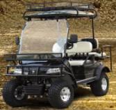 HDK electric vehicles farm cart DEL2022DL2Z Express Hunting 2+2