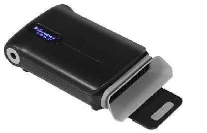 Exhaust laptop cooler--A18