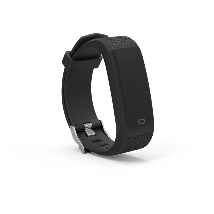wireless outdoortemperature sensor wristband with touch screen