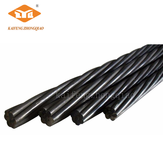 Steel 82b / 77b Material Prestressed Concrete PC Strand
