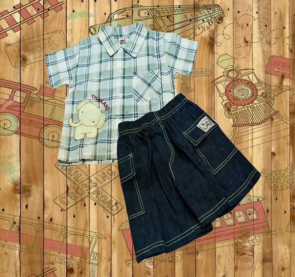 Fushion Kids Baby Boy Infant Children Cltohes  Shirt Knit Cotton Boutique Garment Wholesale clothing