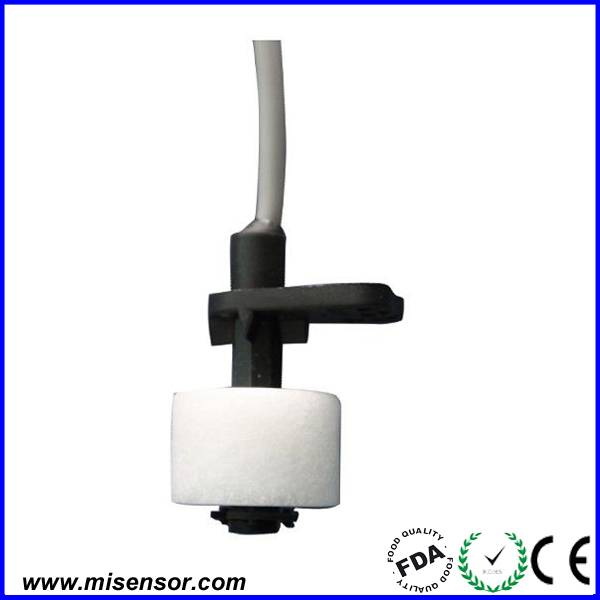 Vertical Plastic Float Level Switch