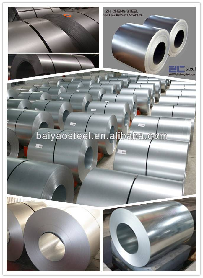 High corrosion resistance anti-finger galvalume steel coil