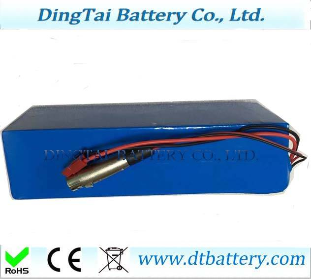 cheap price hot sale 36V 20ah rechargeable li-ion battery pack with charger