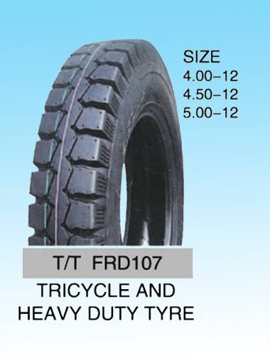 Cheap tricycle tire 4.50-12